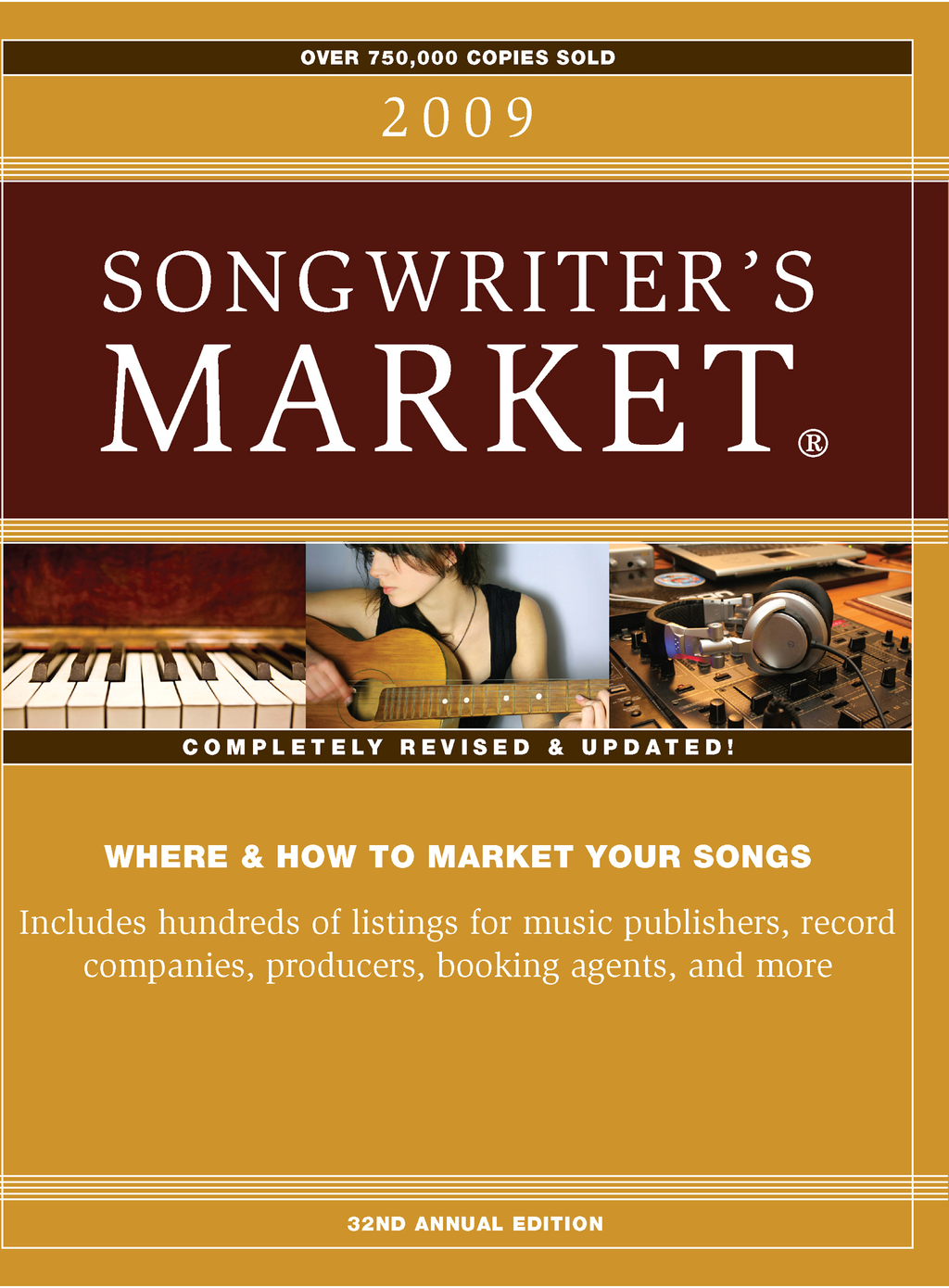 2009 Songwriter's Market - Listings