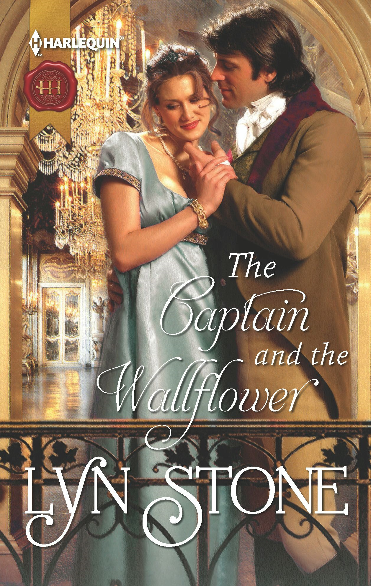 The Captain and the Wallflower By: Lyn Stone