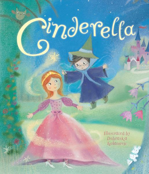 Cinderella (Parragon Fairy Tale Classics With Enhanced Read-Along)