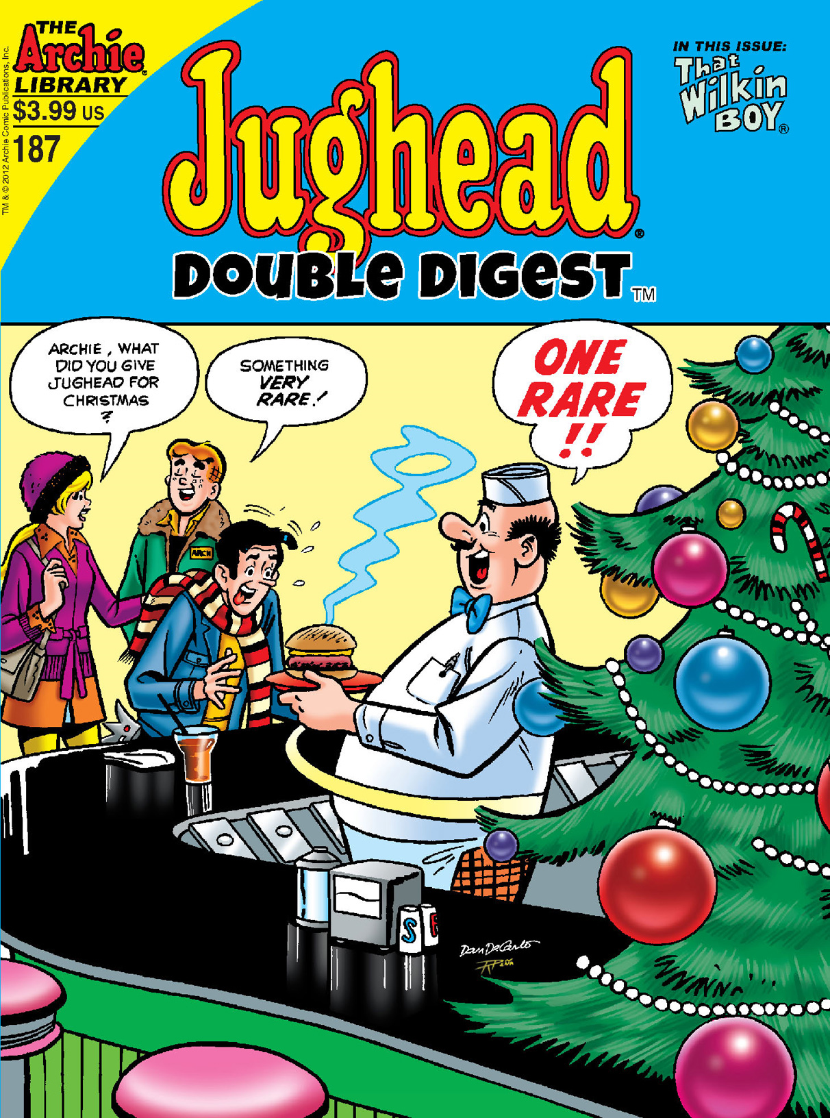 Jughead Double Digest #187 By: Various