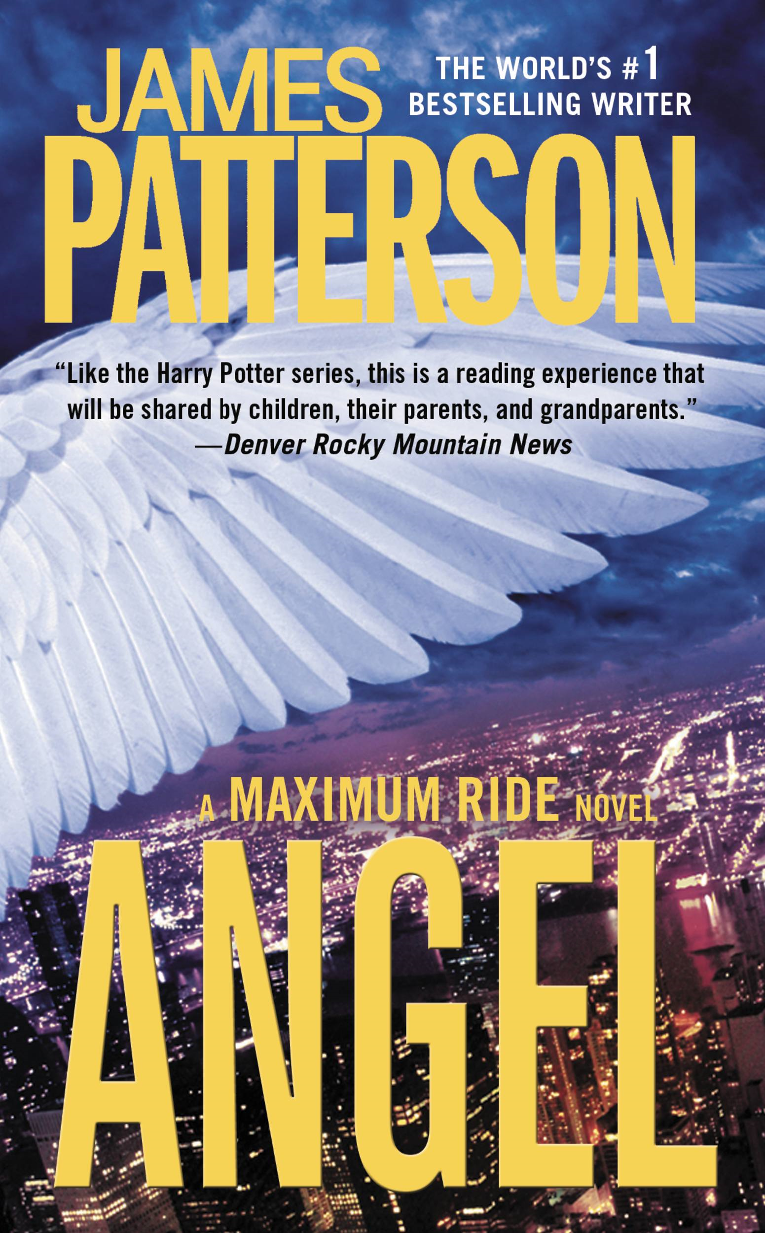 Angel By: James Patterson