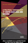 A Political Chronology Of South-East Asia And Oceania: