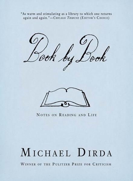Book by Book By: Michael Dirda
