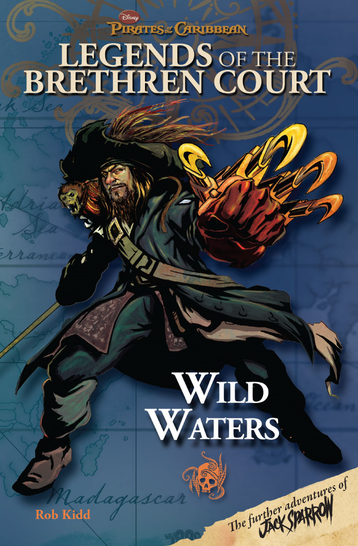 Pirates of the Caribbean: Legends of the Brethren Court: Wild Waters