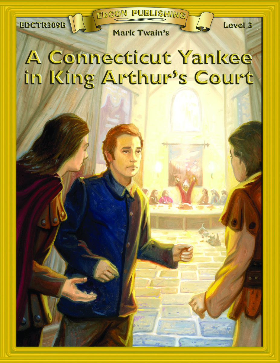 A Connecticut Yankee: Classic Literature Easy to Read