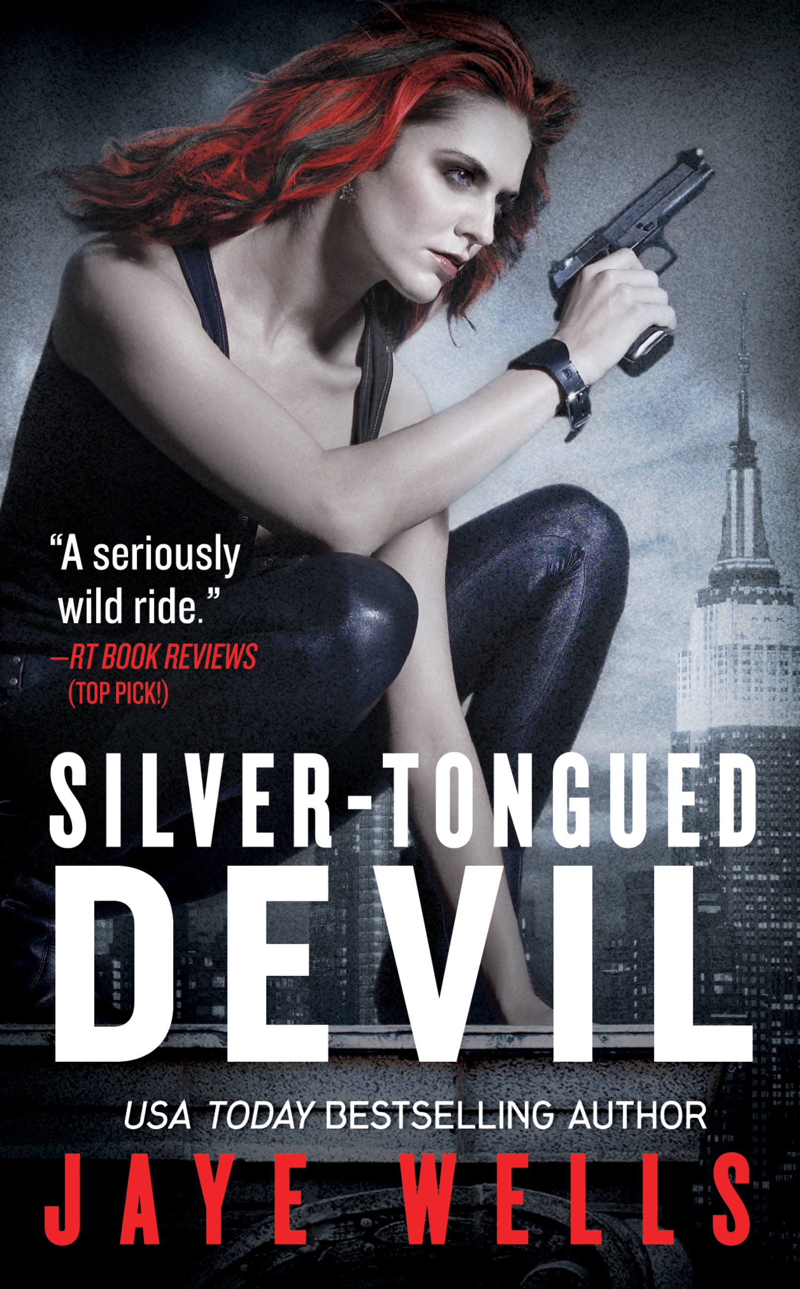 Silver-Tongued Devil By: Jaye Wells