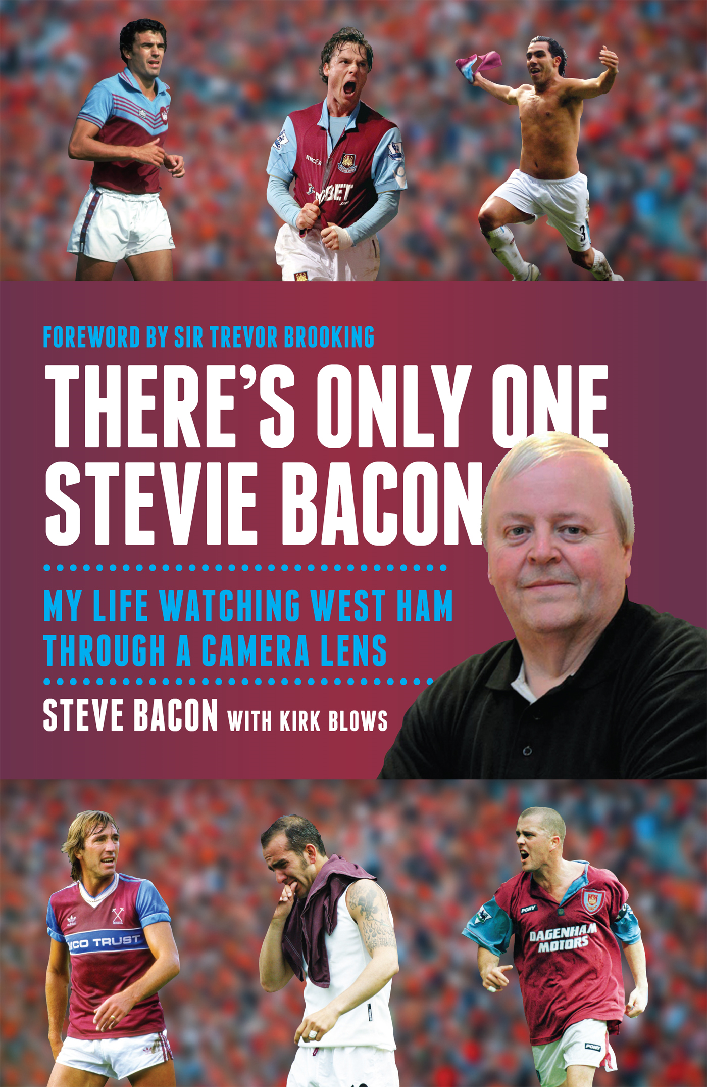 There's Only One Stevie Bacon