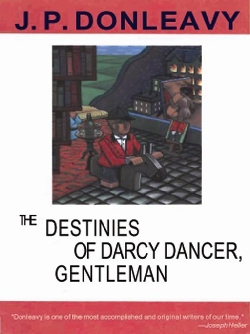 The  Gentleman Destinies Of Darcy Dancer