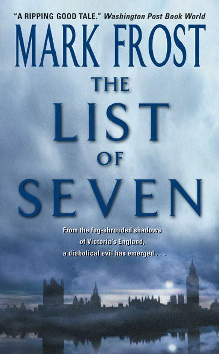 The List Of 7 By: Mark Frost