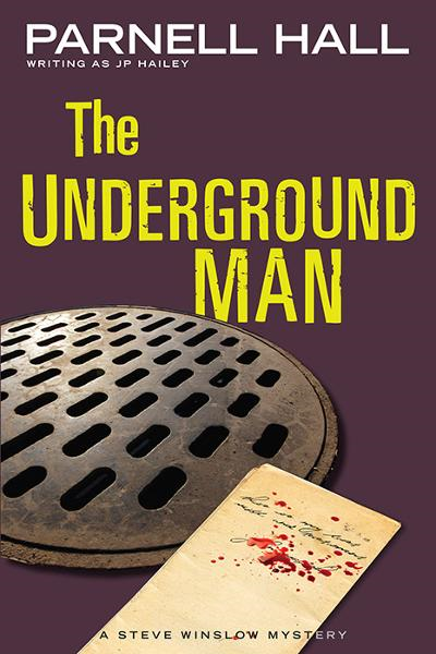 The Underground Man (Steve Winslow Courtroom Mystery, #3)