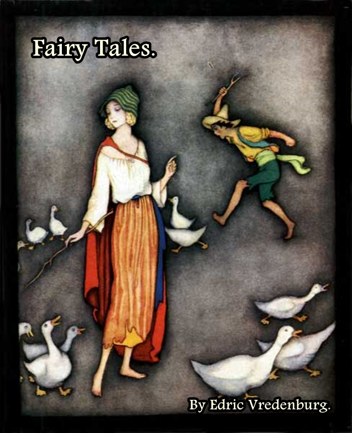 My Book Of Favourite Fairy Tales By: Edric Vredenburg