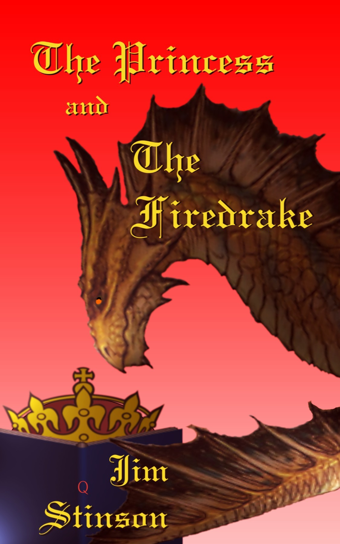 The Princess and the Firedrake