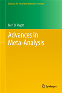 Advances In Meta-Analysis