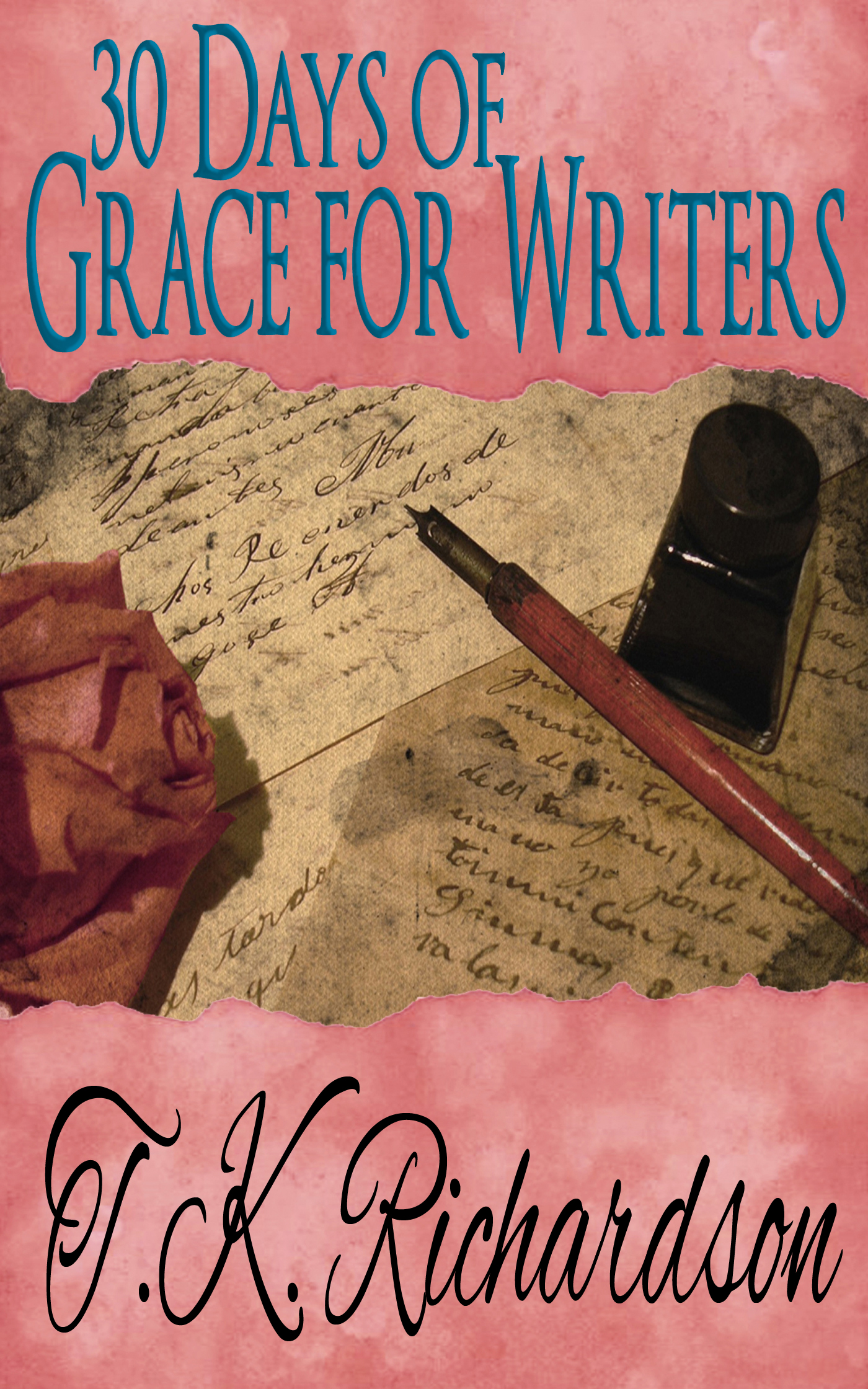 30 Days of Grace for Writers