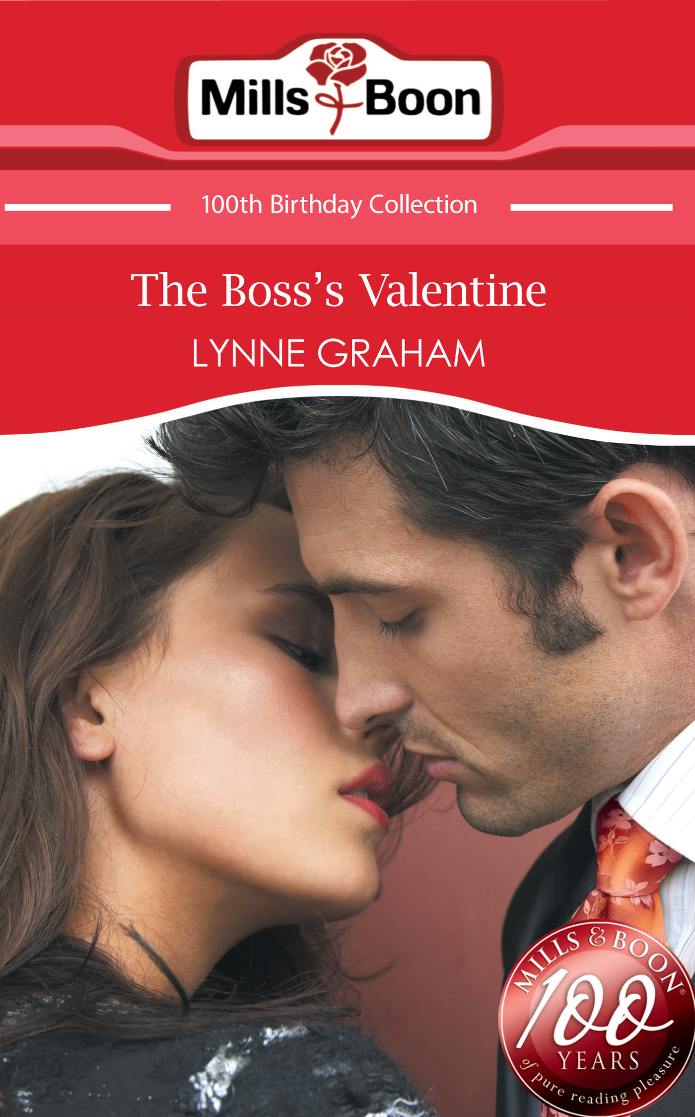 The Boss's Valentine (Mills & Boon Short Stories)