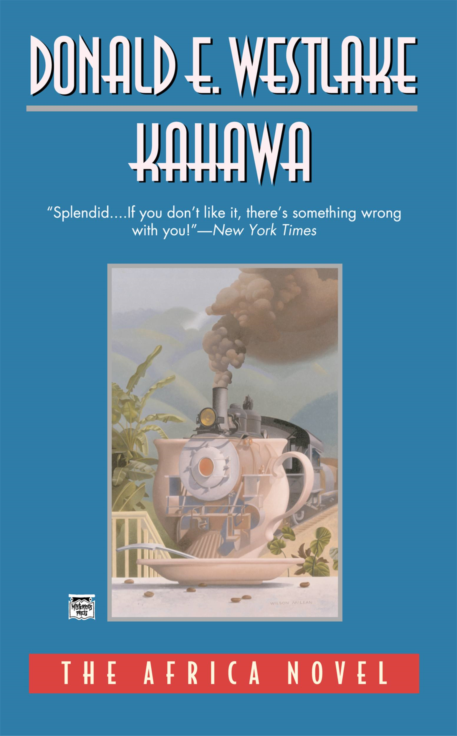 Kahawa By: Donald E. Westlake