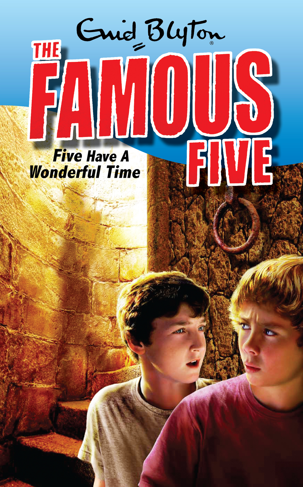 Famous Five 11: Five Have A Wonderful Time