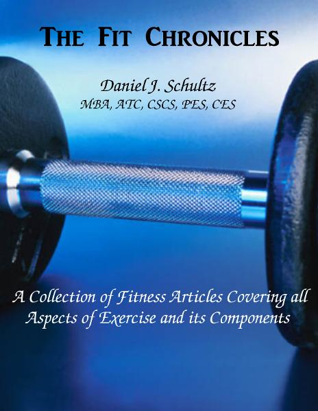 The FIT Chronicles: A Collection of fitness articles covering all aspects of exercise and its components