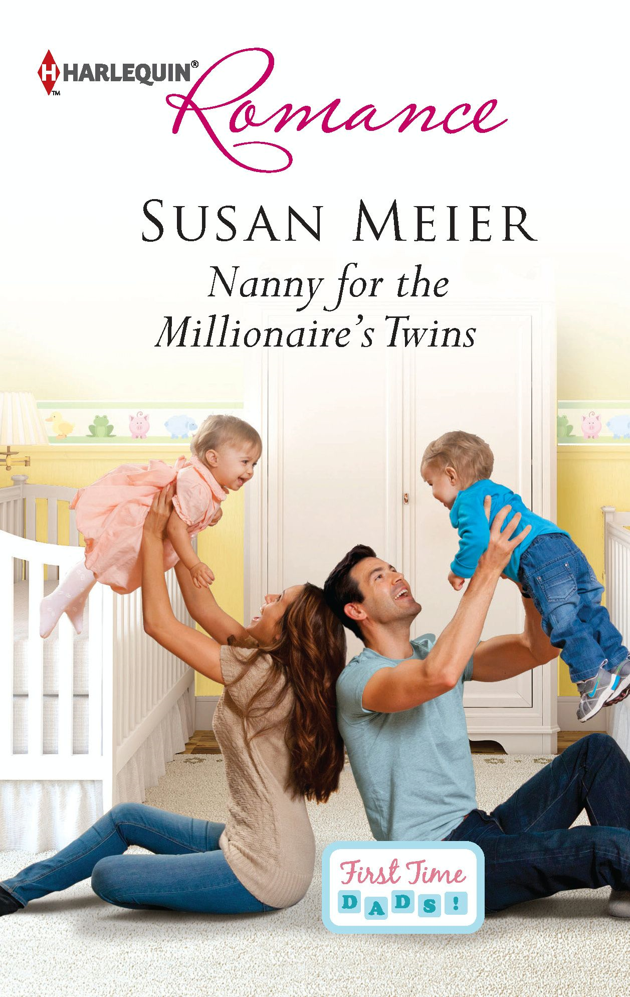 Nanny for the Millionaire's Twins By: Susan Meier