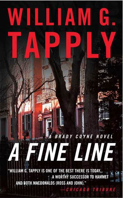 A Fine Line By: William G. Tapply
