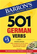 Picture of - 501 German Verbs, 4th Edition