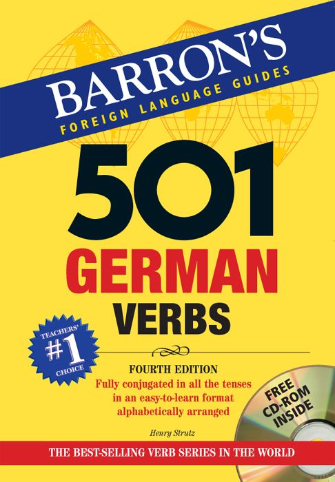 501 German Verbs, 4th Edition By: Henry Strutz