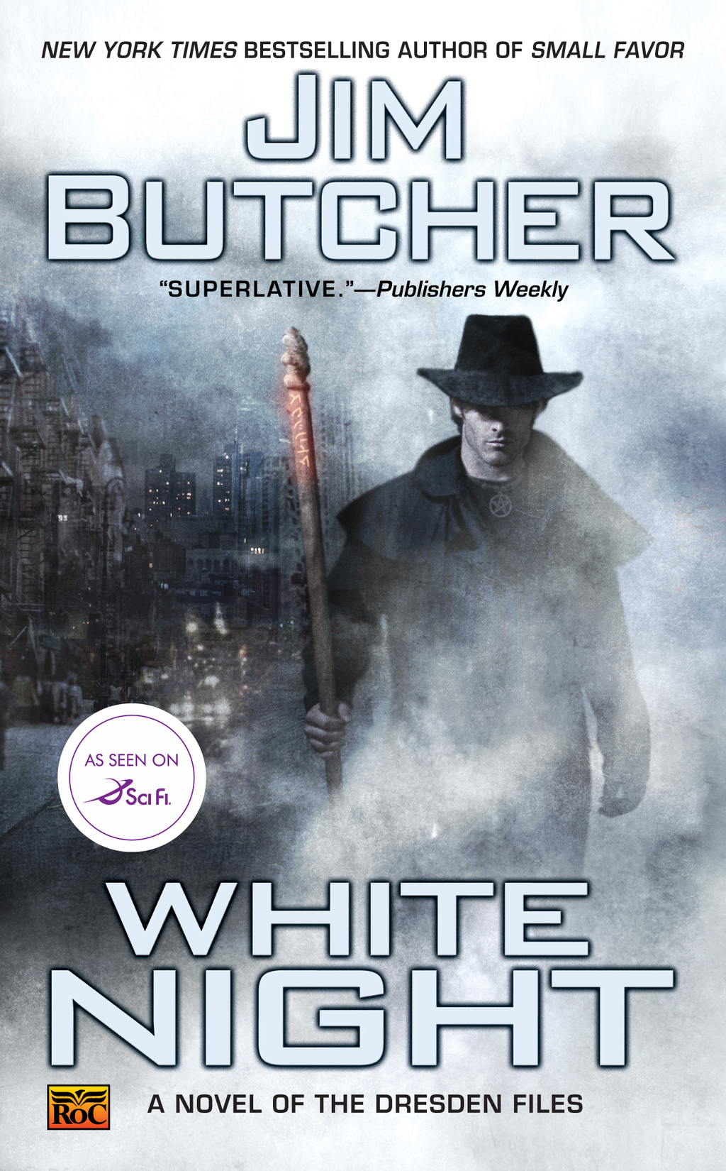 White Night: A Novel of the Dresden Files By: Jim Butcher