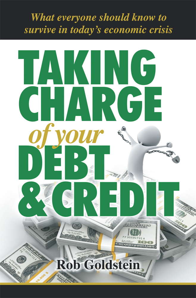 Taking Charge of your Debt and Credit