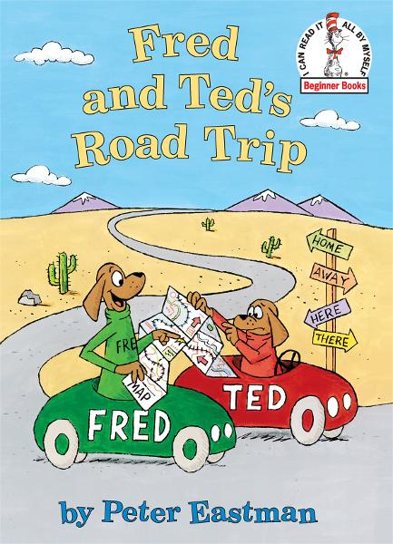 Cover Image: Fred and Ted's Road Trip