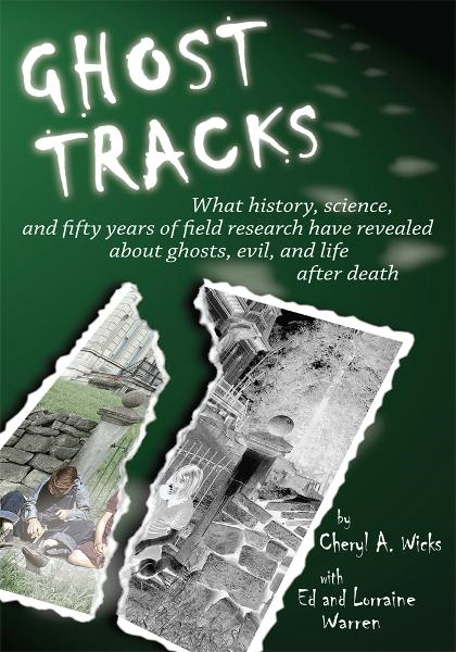 Ghost Tracks By: Cheryl A. Wicks