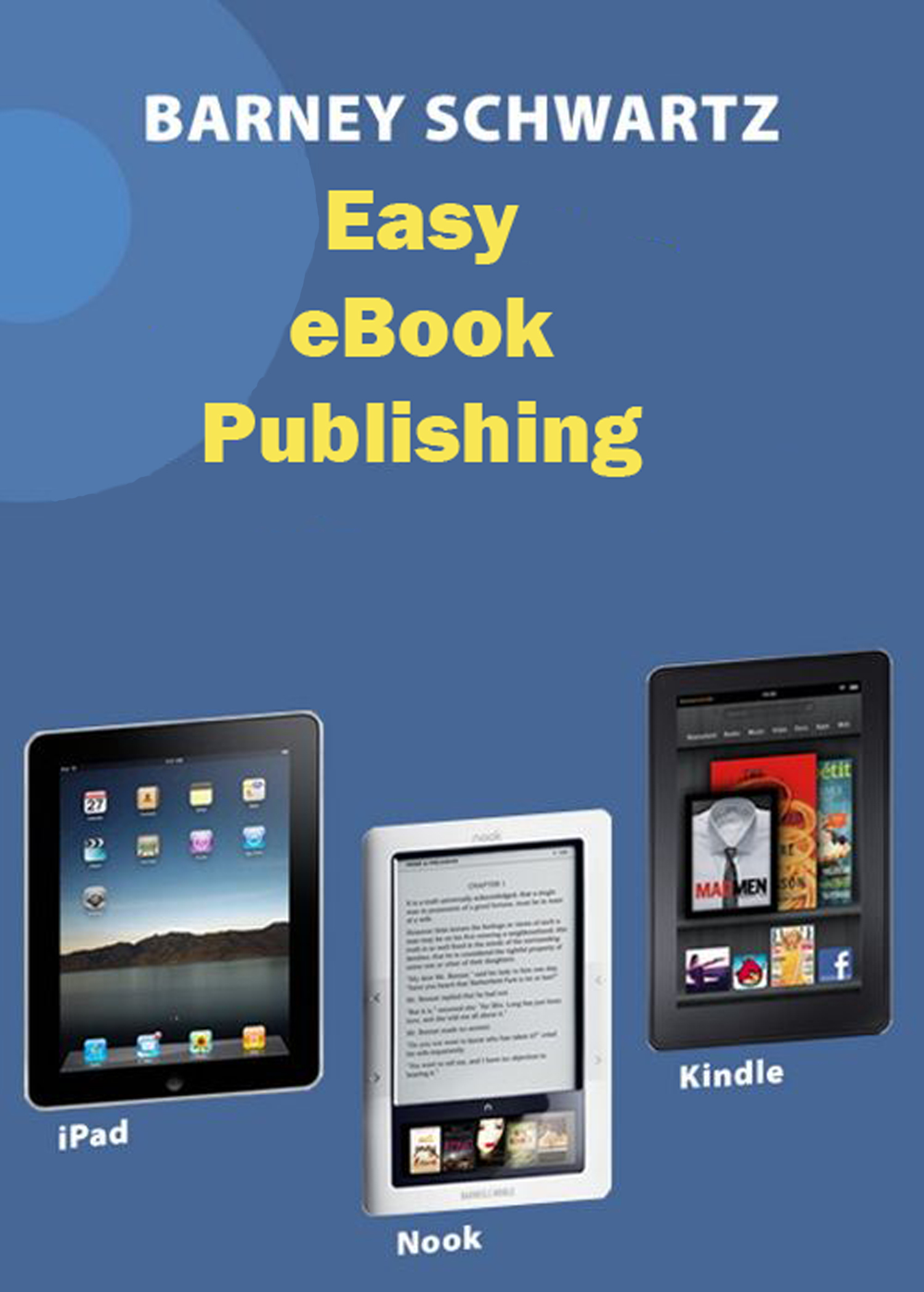 Easy eBook Publishing