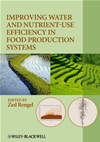 Improving Water And Nutrient-Use Efficiency In Food Production Systems:
