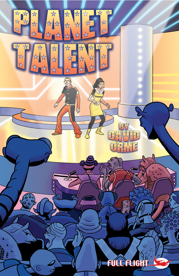 Planet Talent (Full Flight Adventure)