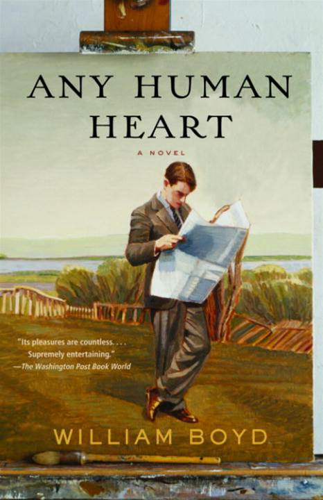 Any Human Heart By: William Boyd