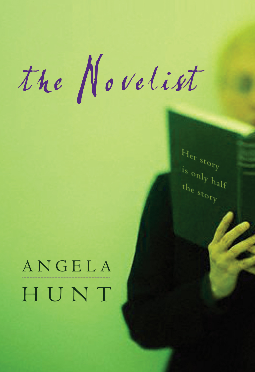 The Novelist By: Angela Hunt
