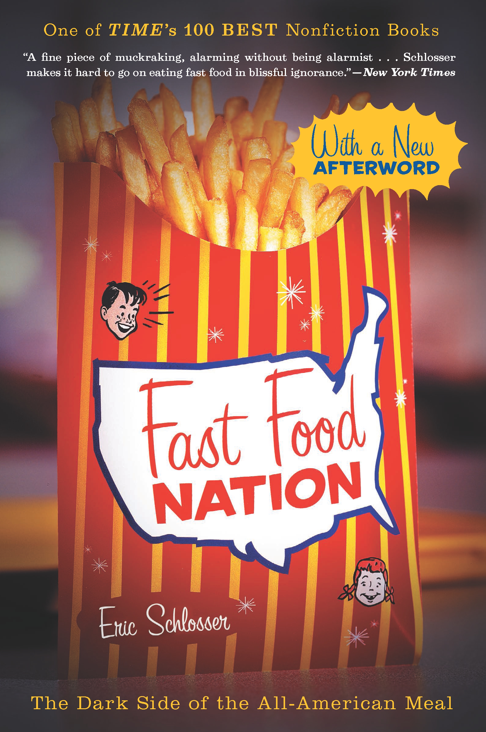 Fast Food Nation By: Eric Schlosser