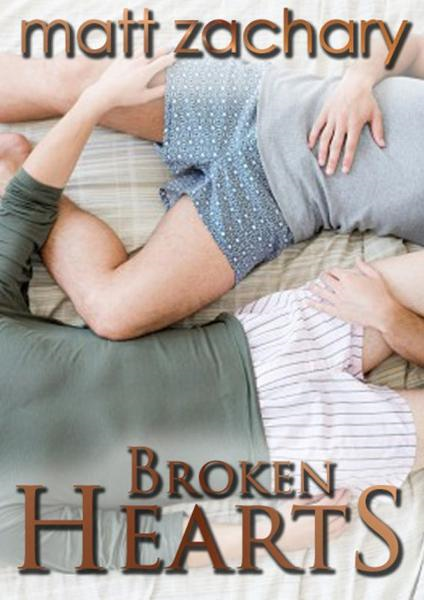Broken Hearts (The New Discoveries Series #2) By: Matt Zachary