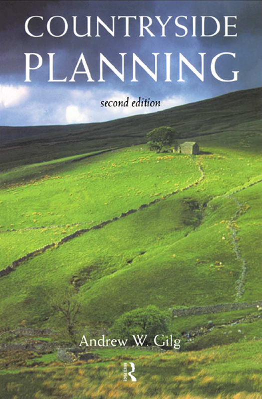Countryside Planning The First Half Century