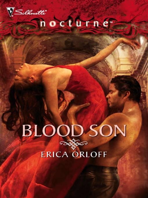 Blood Son By: Erica Orloff