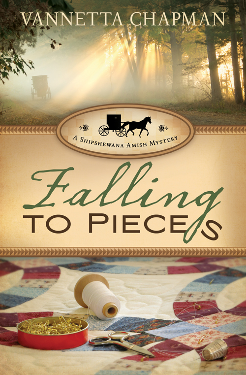 Falling to Pieces By: Vannetta   Chapman