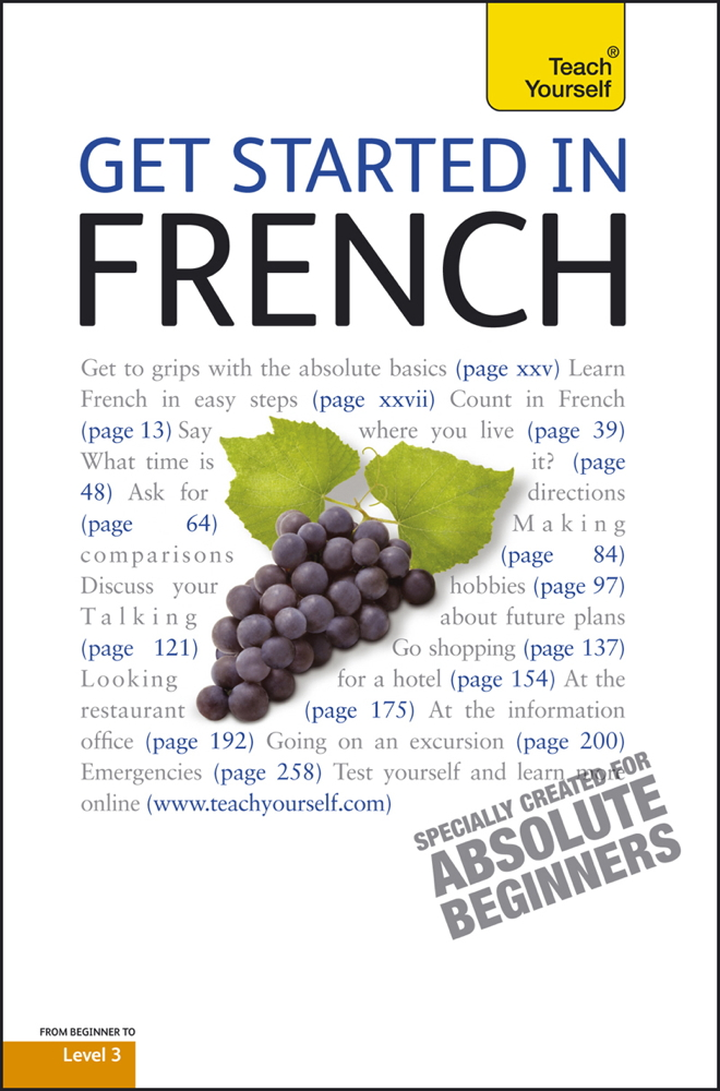Get Started In French: Teach Yourself