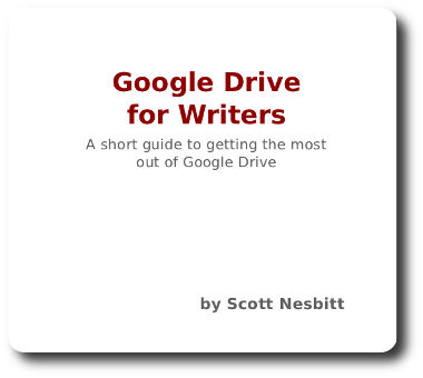 Google Drive for Writers