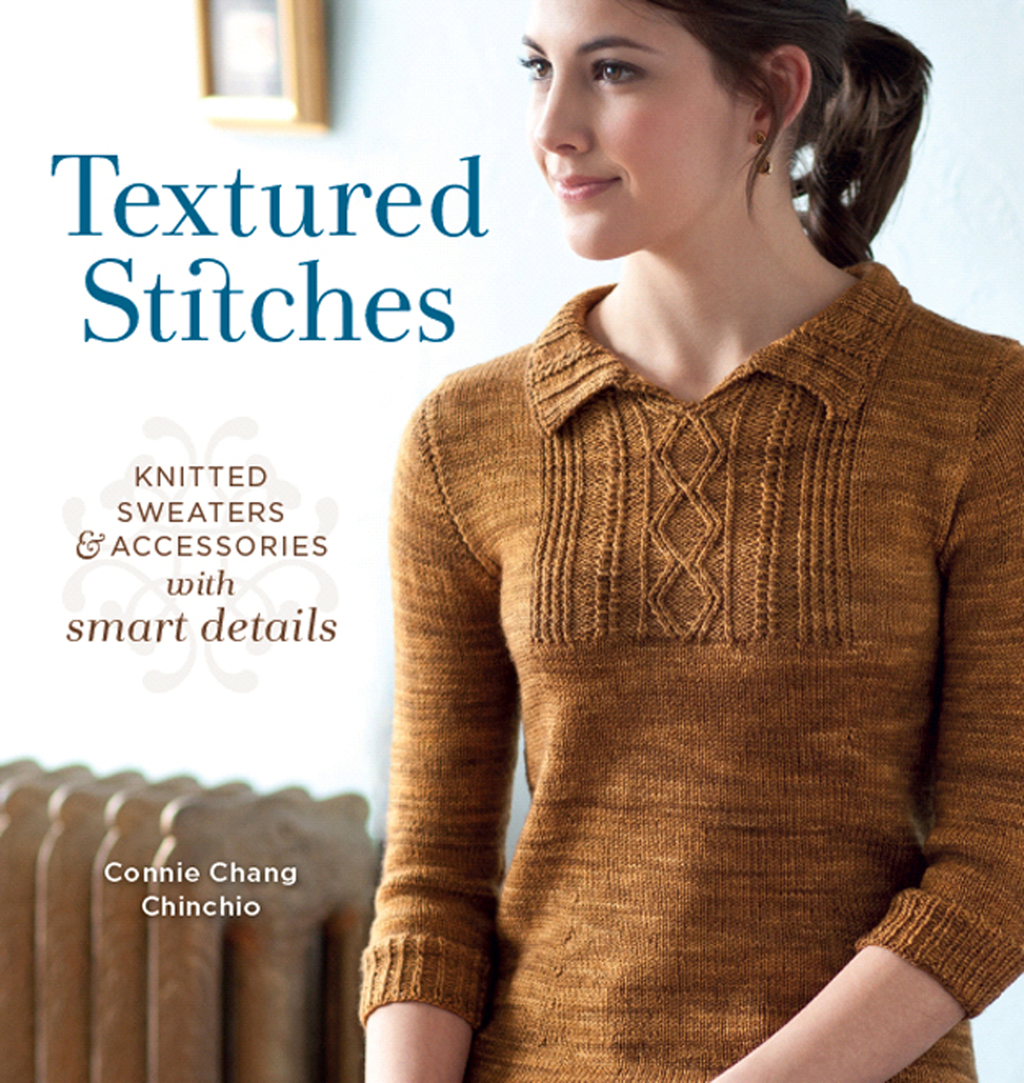 Textured Stitches Knitted Sweaters and Accessories with Smart Details