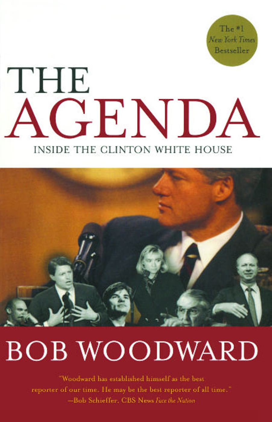 The Agenda By: Bob Woodward