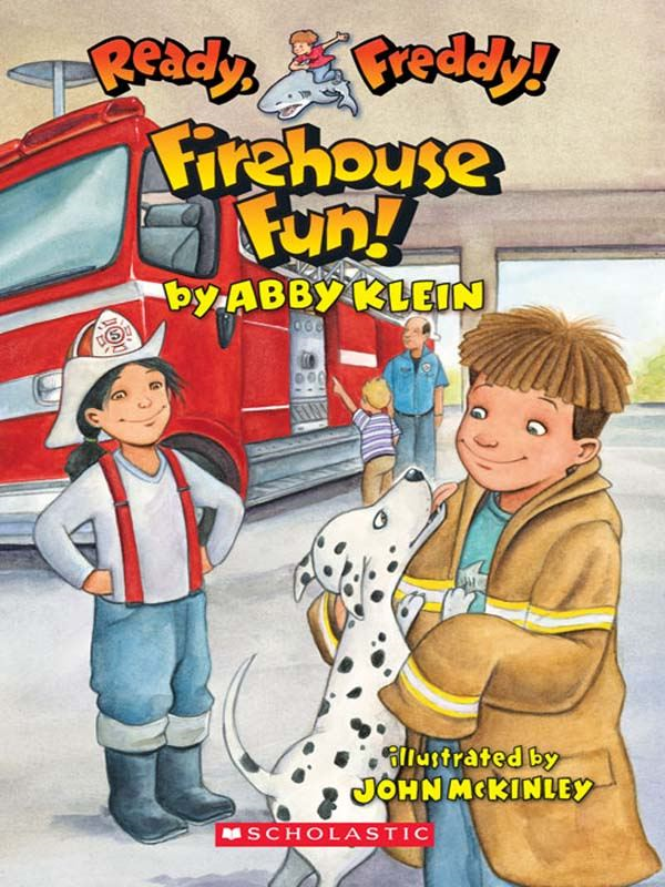Ready, Freddy! #17: Firehouse Fun