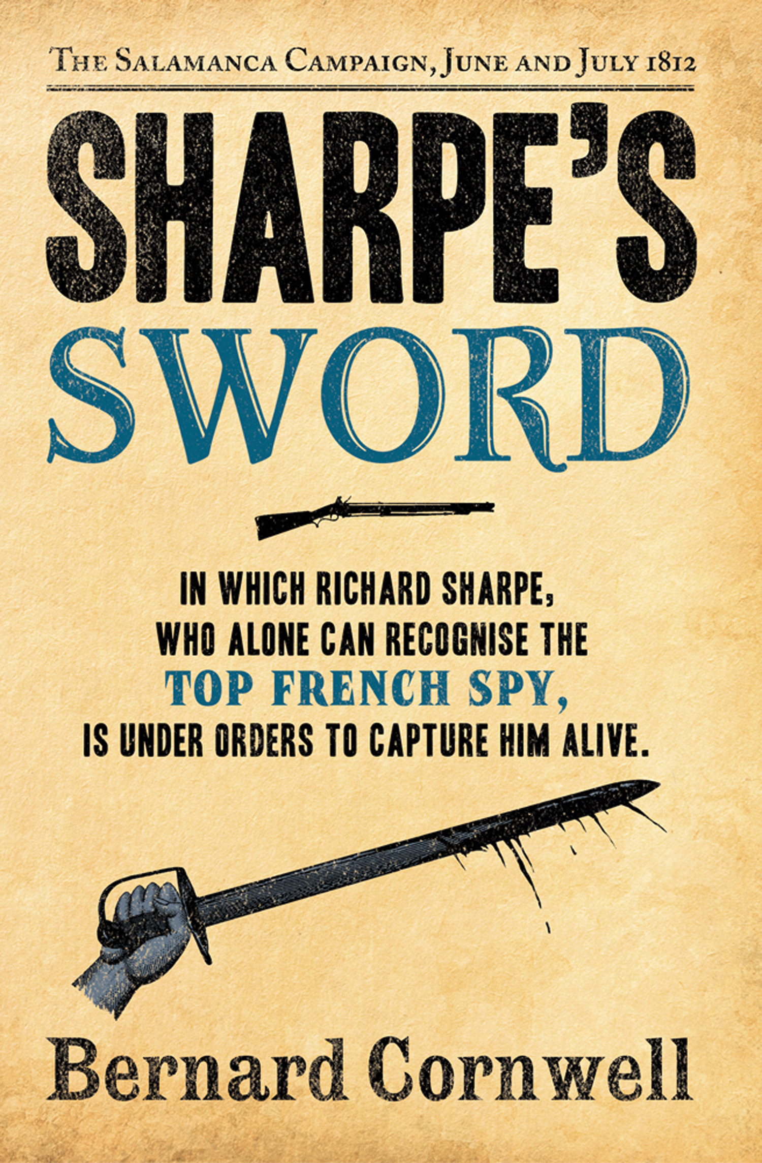 Sharpe?s Sword: The Salamanca Campaign,  June and July 1812 (The Sharpe Series,  Book 14)