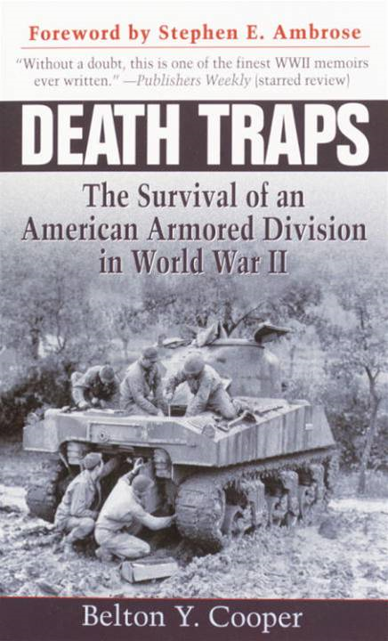 Death Traps By: Belton Y. Cooper