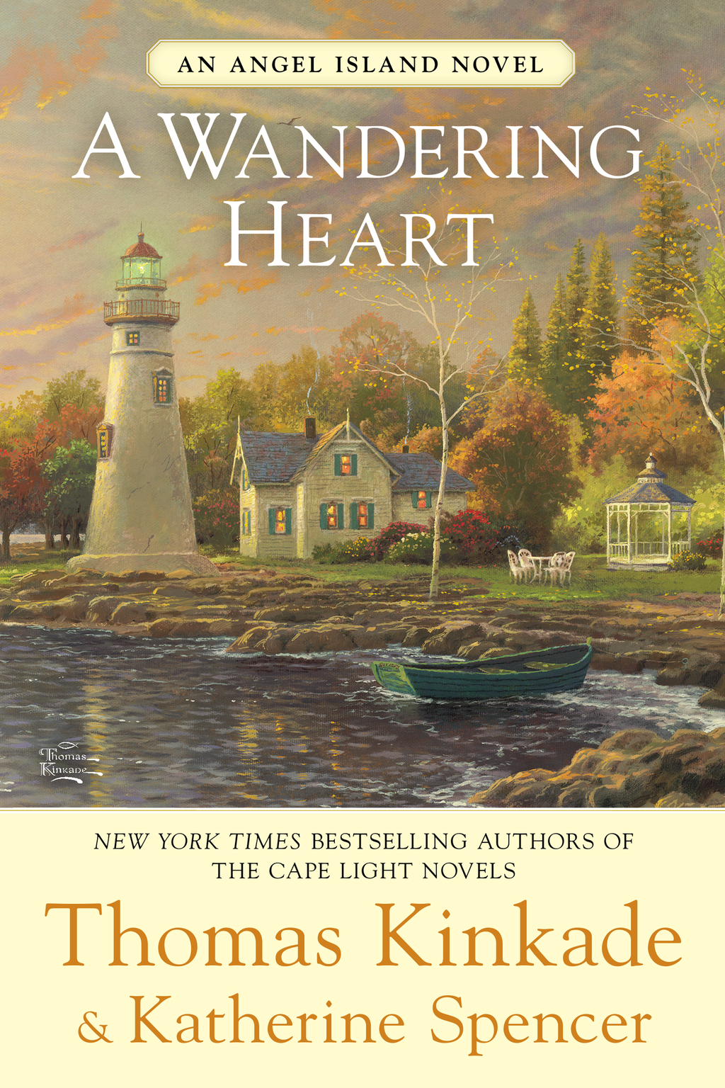 A Wandering Heart By: Katherine Spencer,Thomas Kinkade