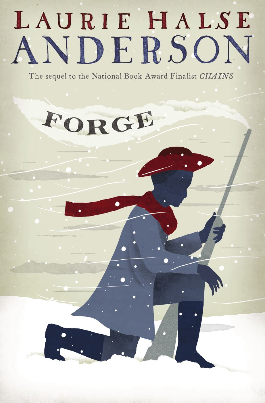 Forge By: Laurie Halse Anderson