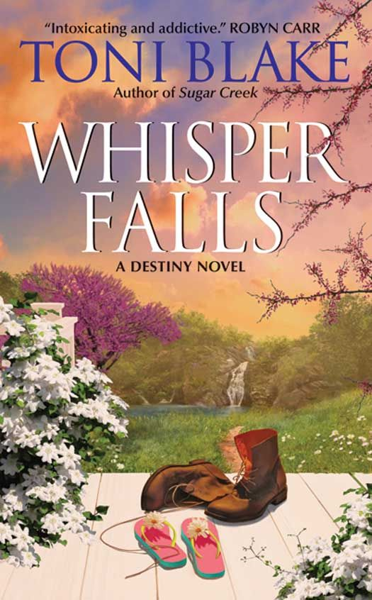 Whisper Falls: A Destiny Novel By: Toni Blake
